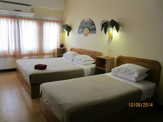 Funky Monkey Guesthouse & Tours: Beds Clean & Comfy