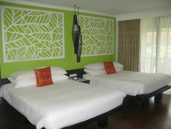 Centara Karon Resort Phuket : номер 2304 - замечательный