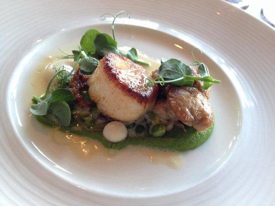 ABode Restaurant: Tasting menu appetiser