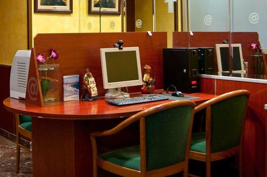 Hotel Los Angeles : Internet