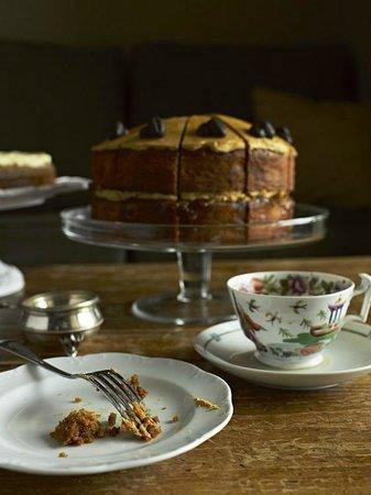 Gregans Castle Hotel: Afternoon Tea