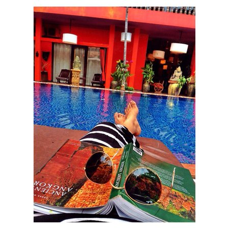 Golden Temple Hotel: Chillin ������