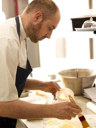 Gregans Castle Hotel: Chef David Hurley