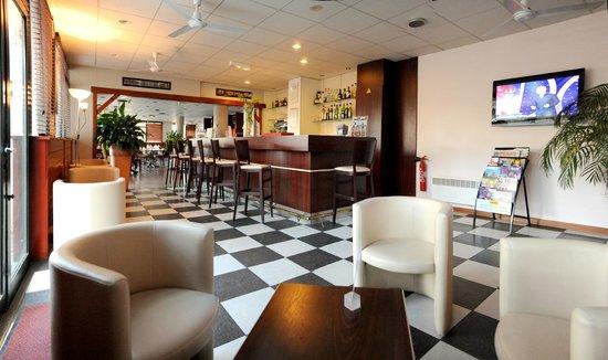Hôtel balladins Toulouse Purpan : Bar