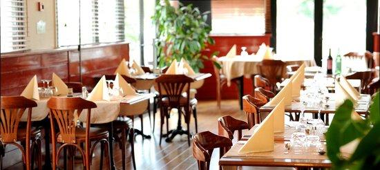 Hôtel balladins Toulouse Purpan : Restaurant