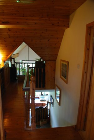 Carbery Cottage Guest Lodge: Library