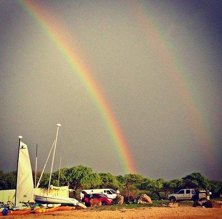 The Landings St. Lucia : Double Rainbow