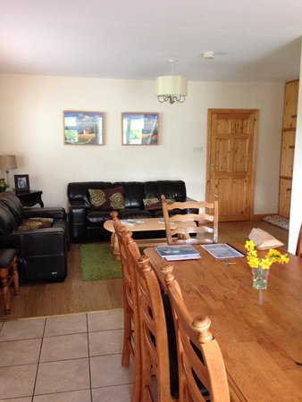 Kilnaleck, Irlanda: Large kitchen/dining area