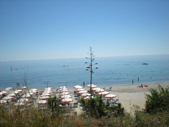 Club Lipari Hotel : plage