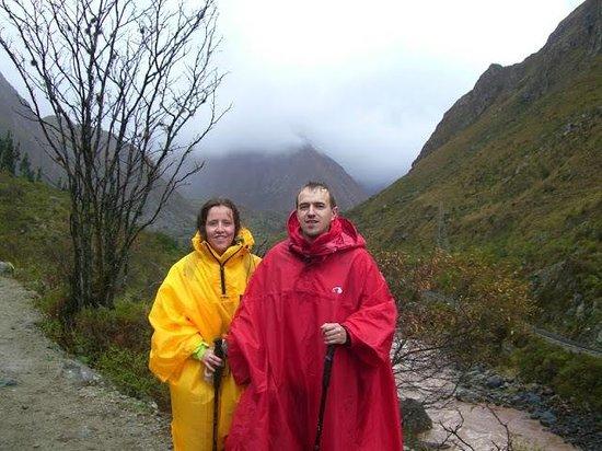 Camino Inca: urumamba river - at the biginning