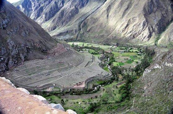 Camino Inca: inca trail day1