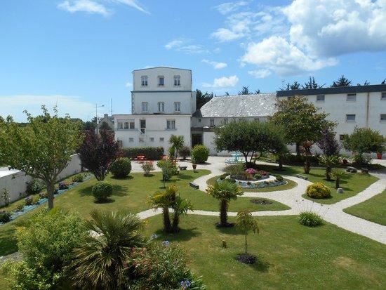 Hotel de la Pointe de Mousterlin : Hôtel de charme avec un très bon accueil