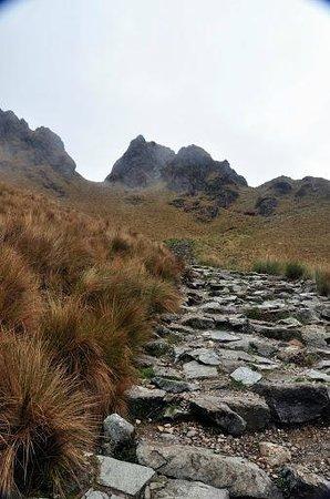 Camino Inca: over the Dead Woman pass