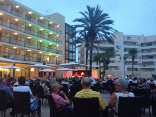 AluaSoul Ibiza: Entertainment