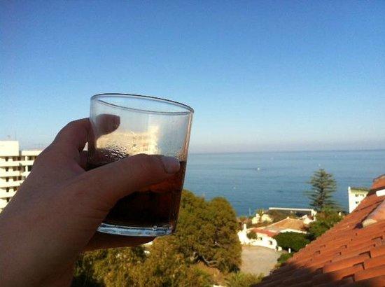Hotel & Spa Benalmadena Palace : cheers!