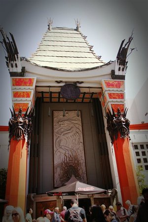 TCL Chinese Theatres : Eingang