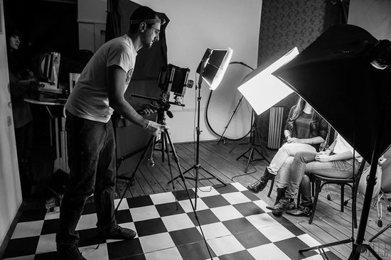 Allkimik Fotohub : Portrait session
