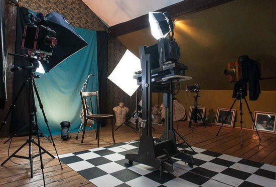 Allkimik Fotohub : Ambrotype studio