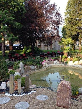 Villa Madruzzo : Giardini