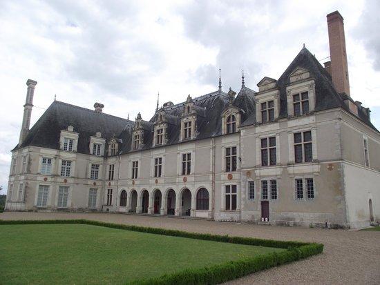 Park and Chateau de Beauregard: chateau