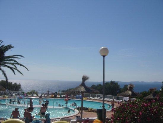 Sun Club Eldorado : lovely view