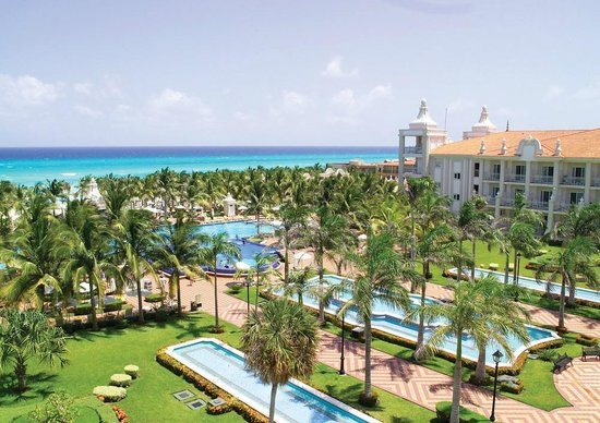 Photo of Hotel Riu Palace Riviera Maya Playa del Carmen