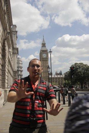 SANDEMANs NEW Europe - London: Julián