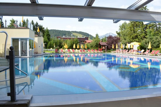 Aktiv & Spa-Resort Alpenpark: Swimming Pool