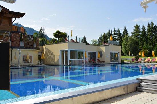 Alpenpark Resort: Pool and Wellness Centre