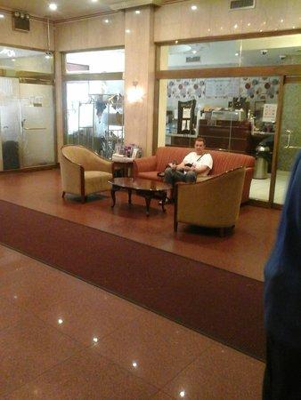Hotel Stanford : Accueil