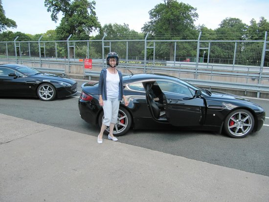 Me And My Aston Martin Picture Of Oulton Park Circuit - Aston martin near me