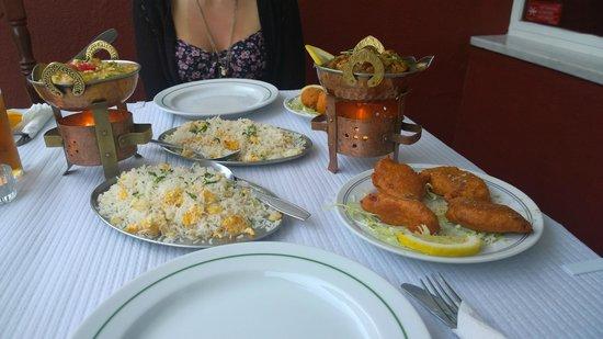 Indian Ocean : Best food in the Algarve