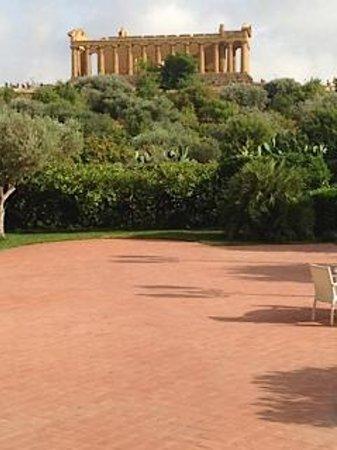 Hotel Villa Athena: Temple of Concordia