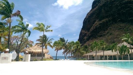 Sugar Beach, A Viceroy Resort: the main pool