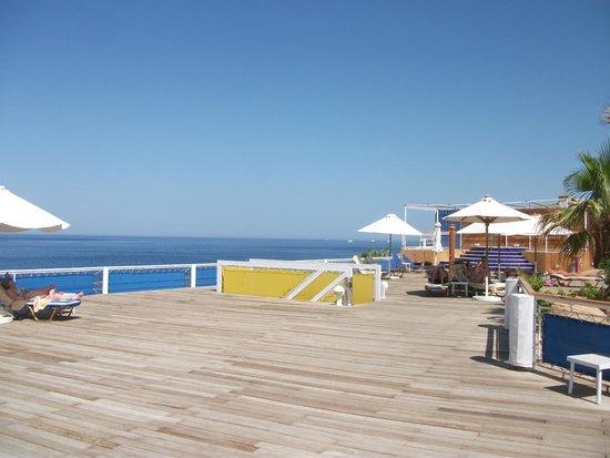 HI Sharm El Sheikh : Hotel view