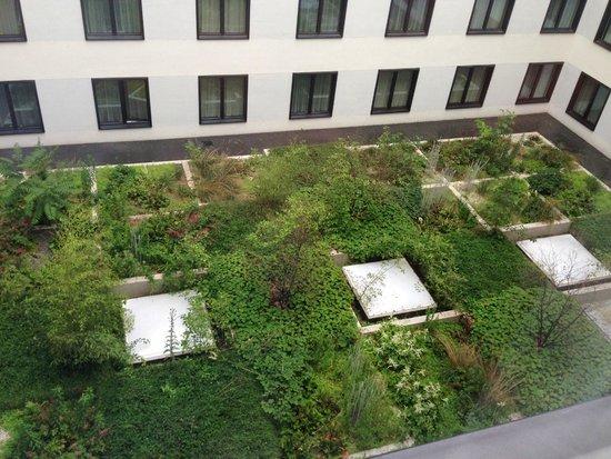 "Ramada Hotel Berlin-Alexanderplatz: The ""beautiful"" view"