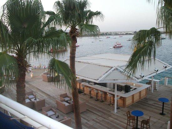 HI Sharm El Sheikh : Lower level bar
