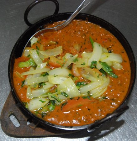 The Raj: Chicken Balti