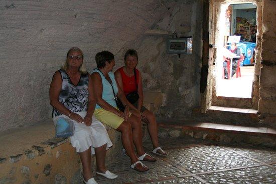 Valle del Guadalest: in de kerker