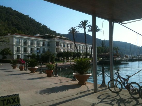 Ece Saray Marina & Resort : The Ece Saray
