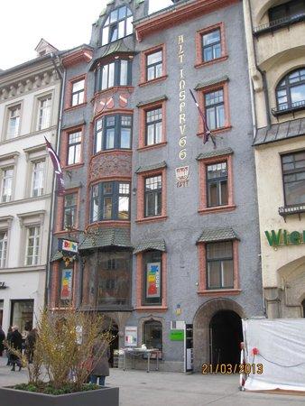 Hotel Gasthof Engl: Инсбрук
