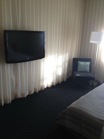Custom Hotel: le rideau