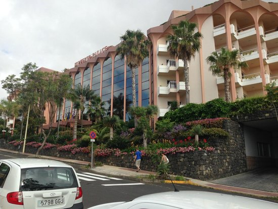 Hotel Puerto Palace : Außenansicht des Puerto Palace