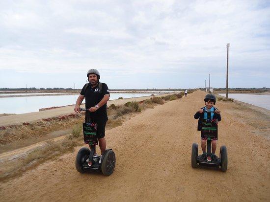 Algarve By Segway: Salinas