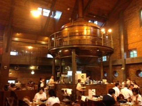 Sapporo Beer Garden: ケッセルホール