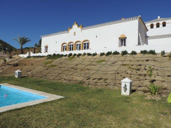 Hacienda la Morena : Façade extérieure