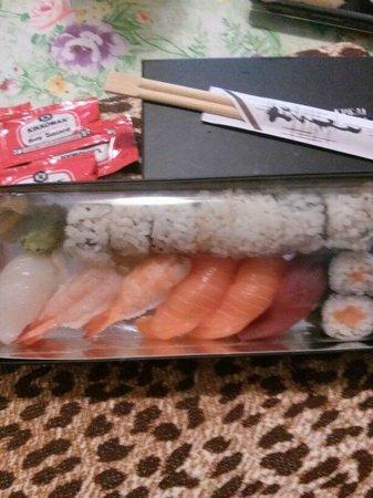 Kukai Capri: sushi mix