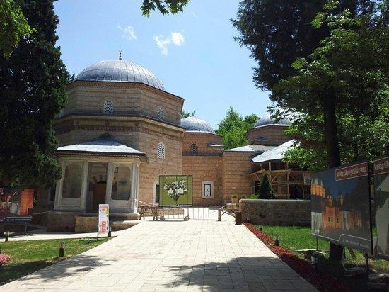 Muradiye Complex: Restorasyon bitmek üzre