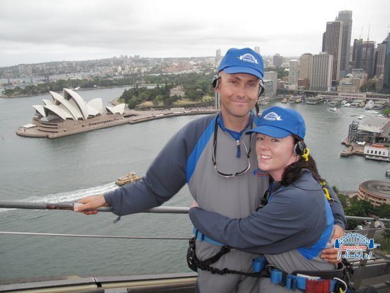 Sydney Harbour Bridge: An amazing experience!