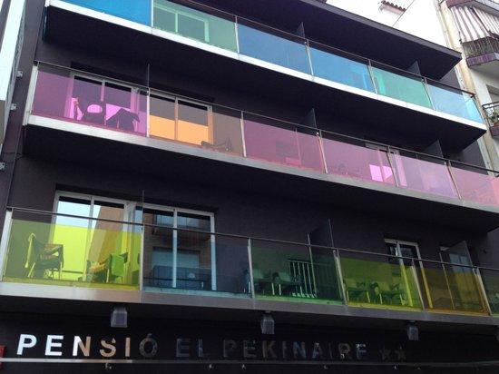 B&B El Pekinaire: Beautiful exterior